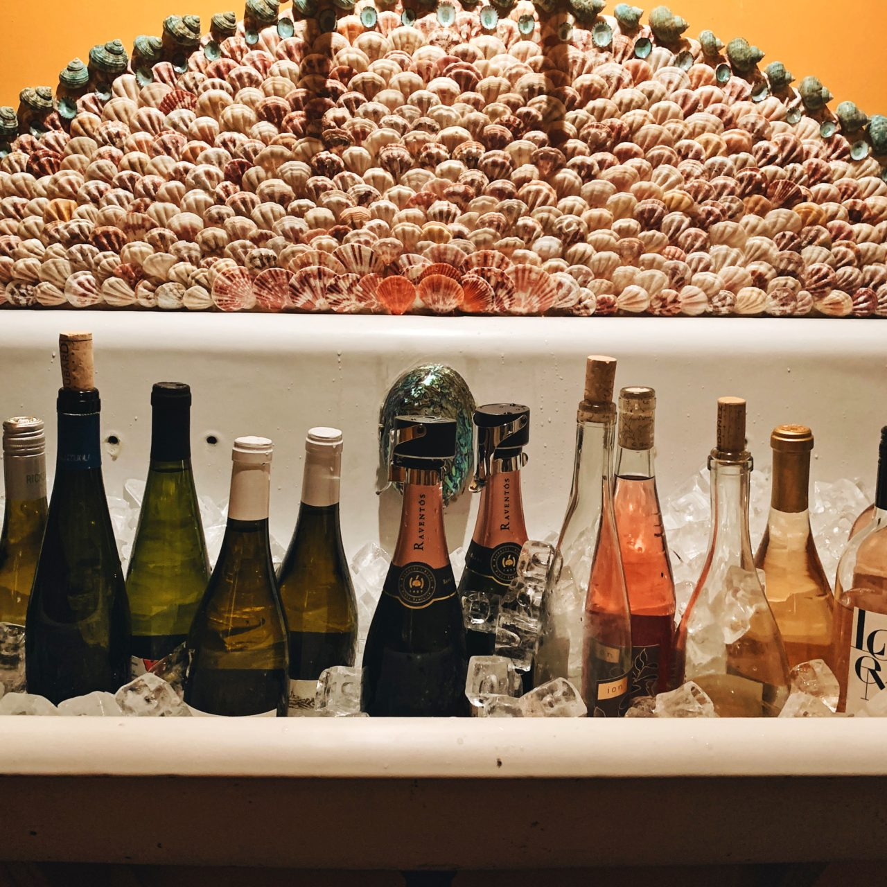 Instagrammable Moment: Rosé Tub at The Poni Room